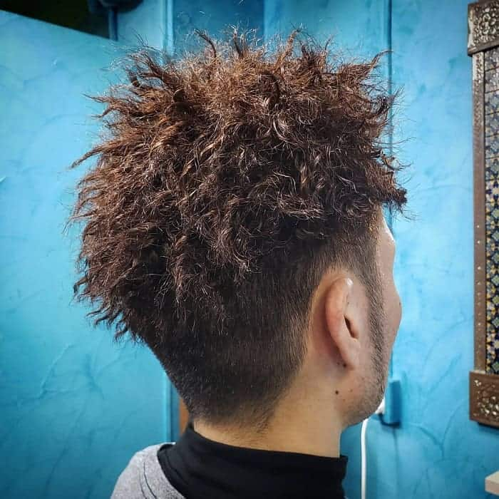 Asian Men Perm