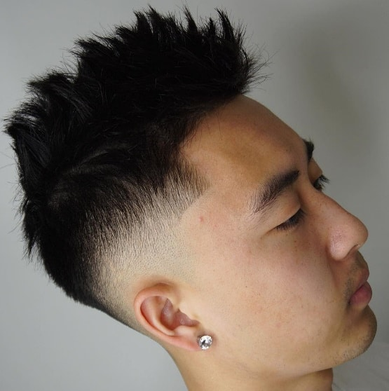 25 Asian Undercut Hairstyles That We Are Crazy Over \u2013 Cool