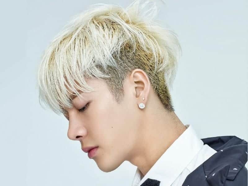 asian undercut for men