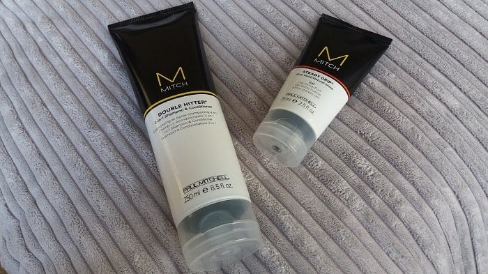 Men Mitch Double Double Hitter Shampoo & Conditioner