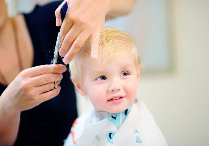 Tips to Style Baby Boy Hair