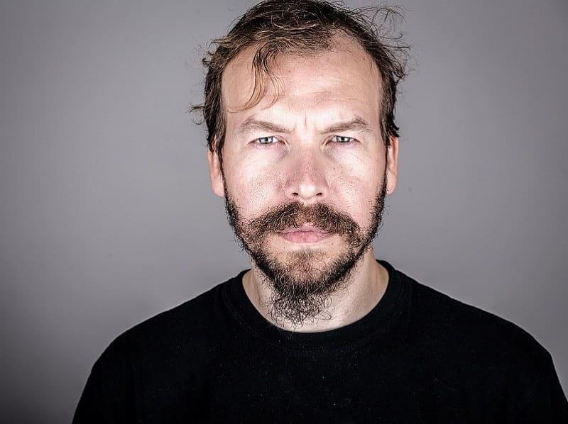 creepy mustache