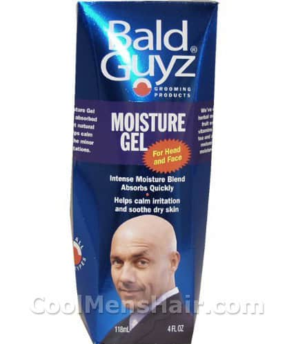 Image of Moisture Gel for The Bald Head Men By Bald Guyz.