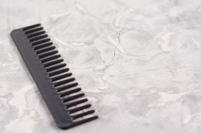 comb used by barbers