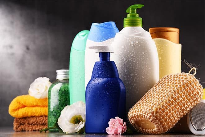 hair care products used by barbers