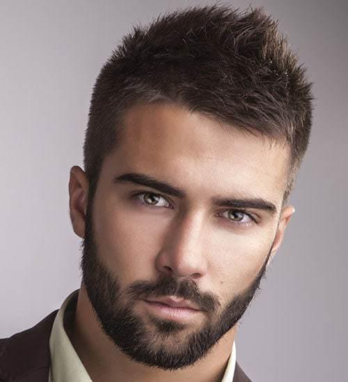 drawing beard at home
