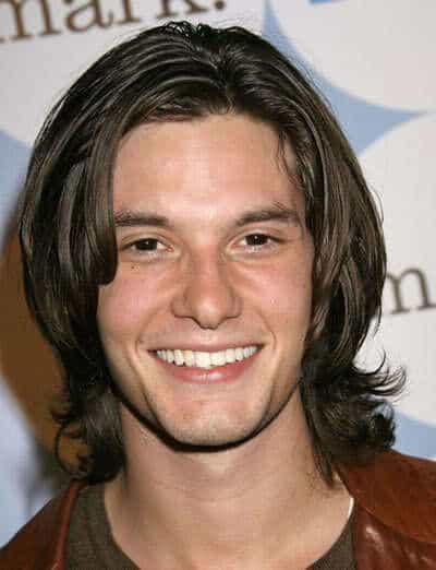 Men's Hairstyles from Ben Barnes