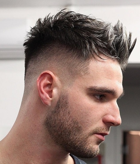 7 ideal hairstyles for men with big nose cool men s hair