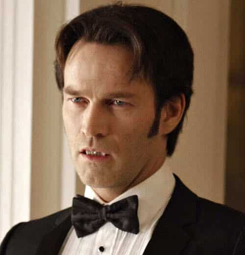 Image of Bill Compton hairstyle.