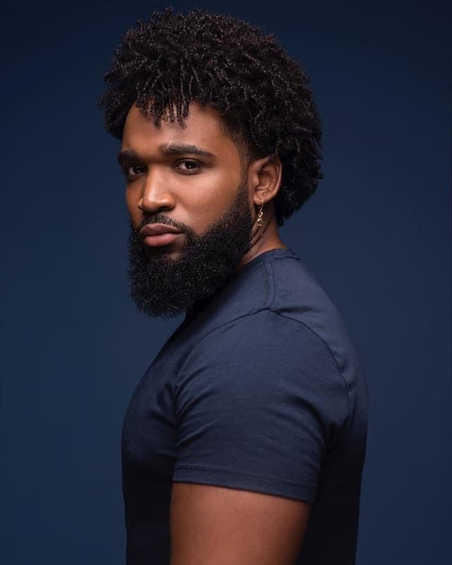 12 Standout Curly Hairstyles for Black Men (2020 Trends)