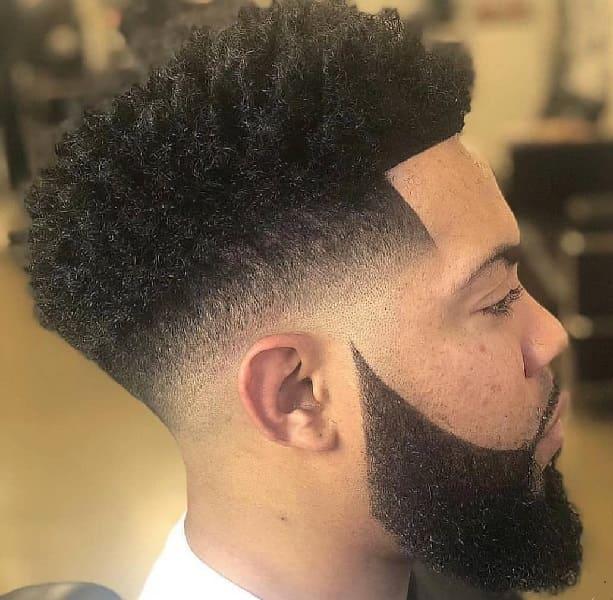 51 Modern Black Men Haircuts + Hairstyles (2019 Update)