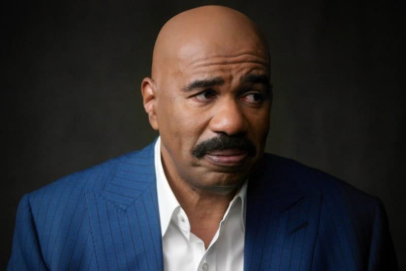 chevron mustache for black men