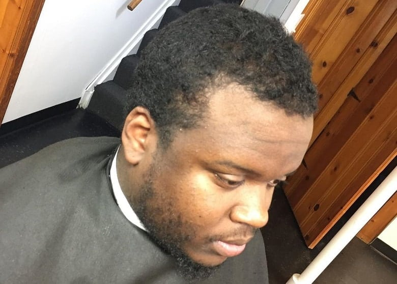 How to Style Black Men Hair with Waves