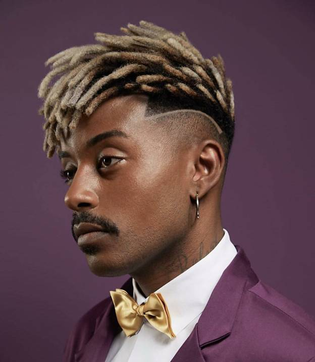 8 On-Demand Blonde Hairstyles For Black Men 2020  Cool -4061
