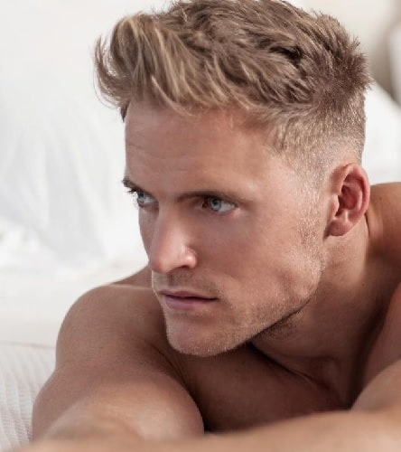 30 Simple Yet Classy Blonde Hairstyles For Men Cool Men S Hair