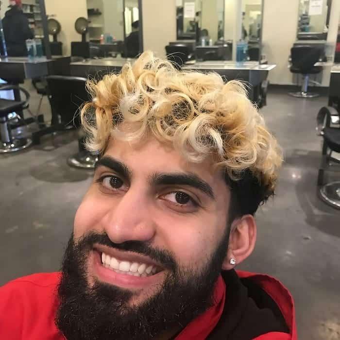 30 Simple Yet Classy Blonde Hairstyles For Men Cool Mens Hair
