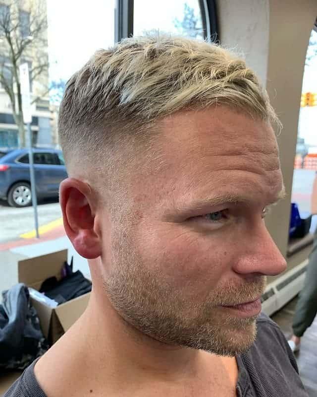 30 Simple Yet Classy Blonde Hairstyles For Men Cool Men S Hair
