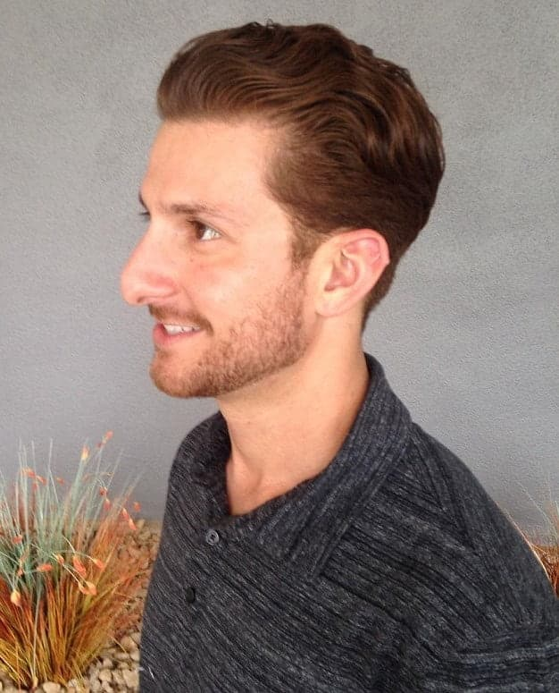 25 Good-looking Blowout Haircuts for Modern Men – Cool Men\'s ...