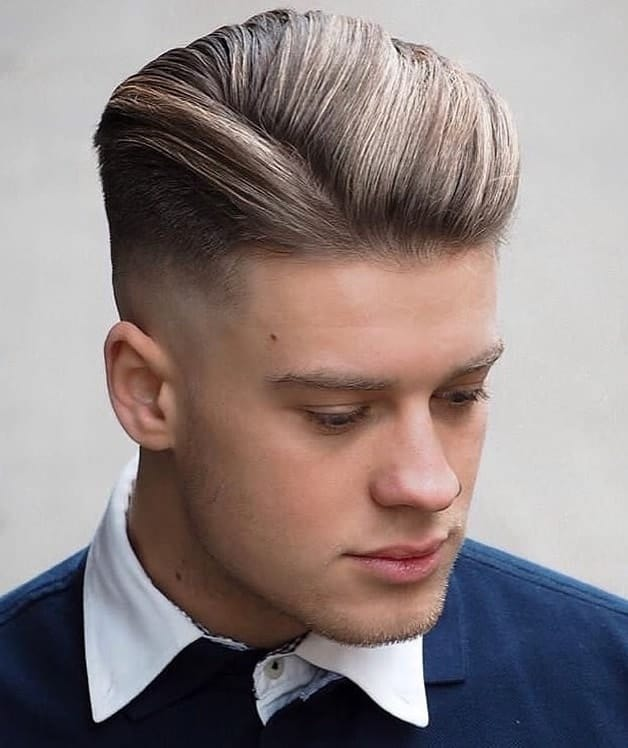 25 Good Looking Blowout Haircuts For Modern Men Cool Men S