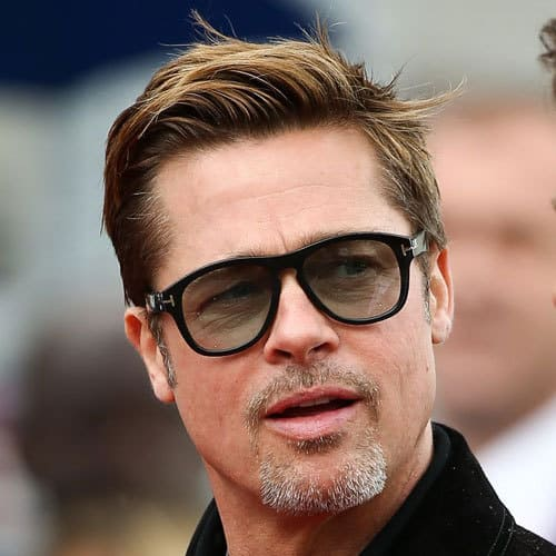 How to Get Brad Pitt's Fury Hairstyle & Many More [2019]