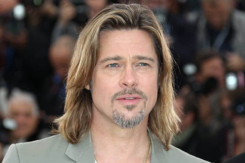 7 Epitome Of Brad Pitt S Long Hairstyles To Copy 2020 Cool Men S Hair