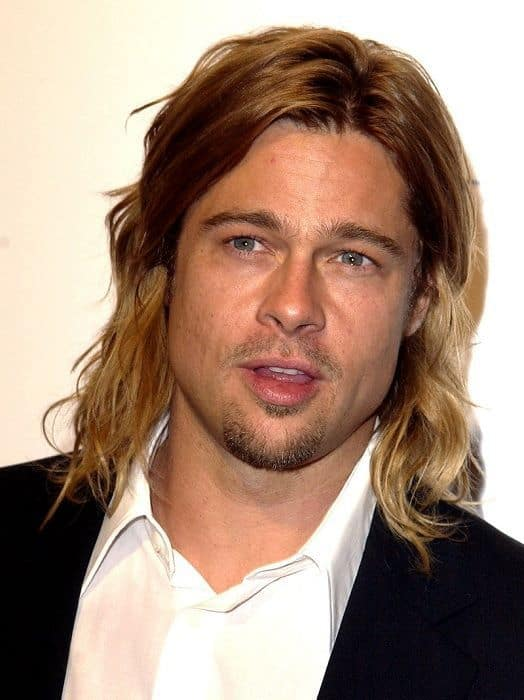 7 Epitome of Brad Pitt's Long Hairstyles to Copy [2021 ...