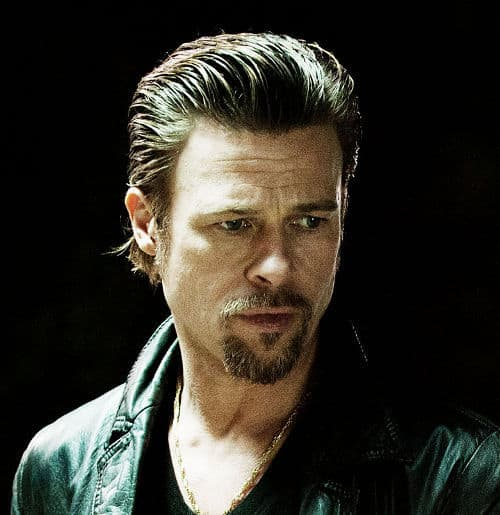 Brad Pitt Hairstyle in Movie