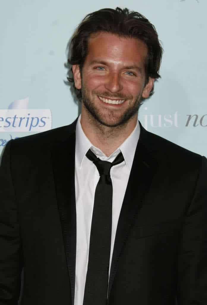 Two Different Bradley Cooper Hairstyles Cool Mens Hair