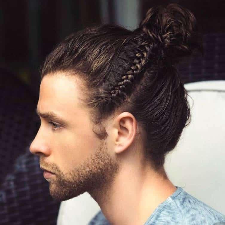51 Best Braided Hairstyles For Men Trending In 2020