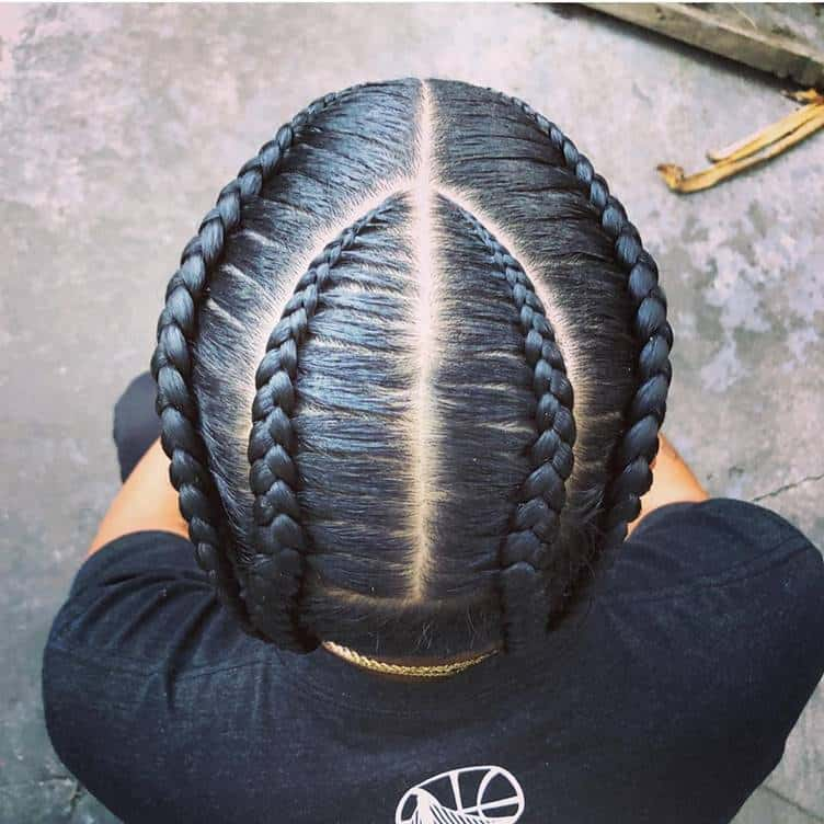 31 Hunky Braids Styles For Men 2019 S Most Popular