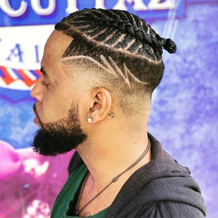31 Of The Coolest Braided Hairstyles For Black Men