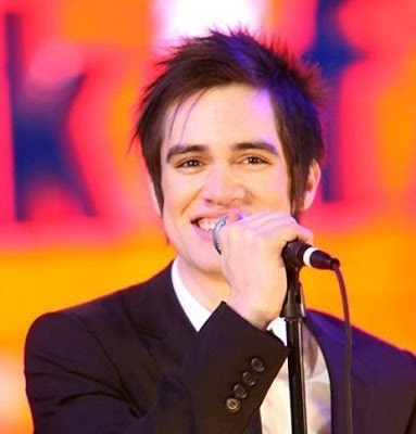 Mens Hairstyles from Brendon Urie