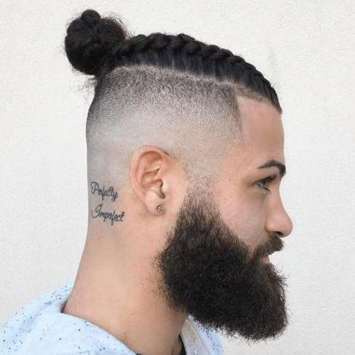 80 Best Man Bun Haircuts For The Stylish Guys April 2019