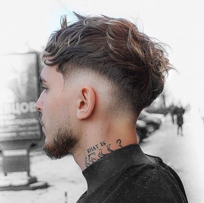 15 Coolest Shadow Fade Haircuts For Men 2020 Trends