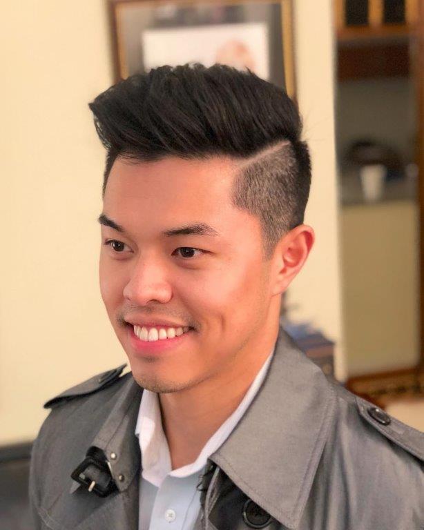 businessman haircut