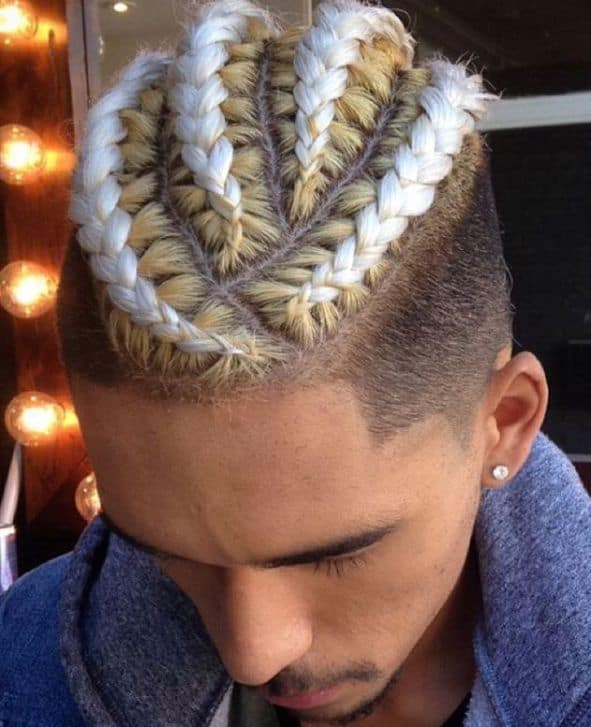 25 Amazing Box Braids For Men To Look Handsome August 2020