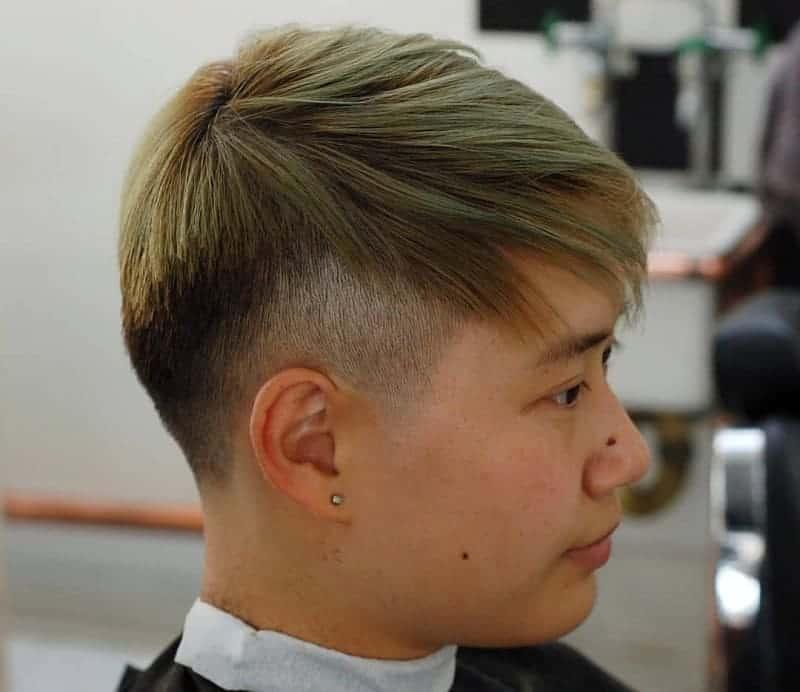 caesar cut for men