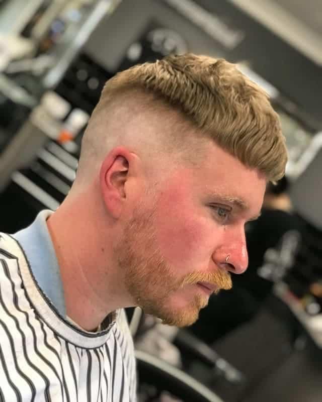 caesar hairstyles for men
