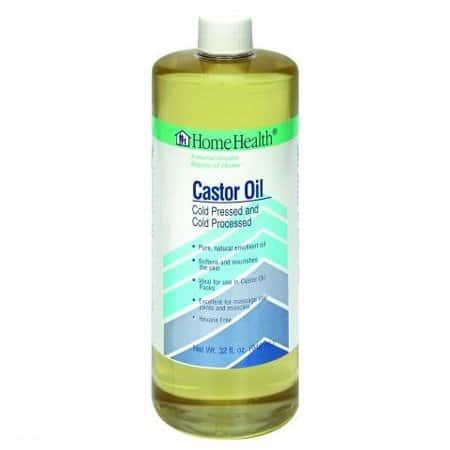 castor oil for eyebrow men