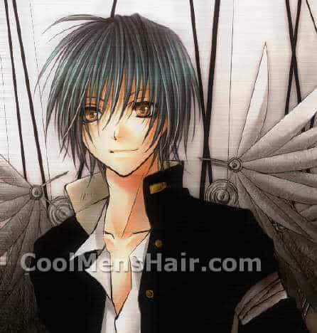 10 coolest anime hairstyles for boys amp men � cool mens hair