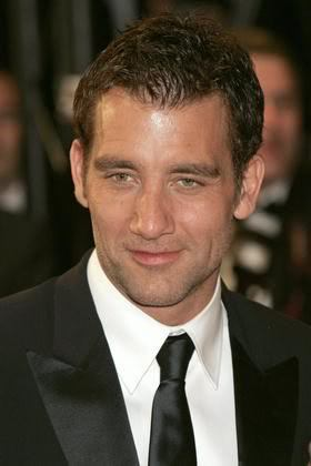 Clive Owen hairstyles