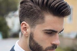 Top 50 Comb Over Fade Haircuts for Guys
