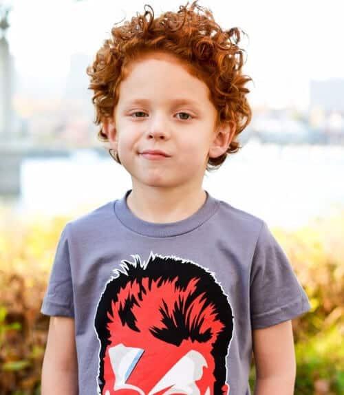 long curly hair for boys
