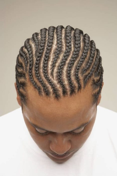 Cornrow Styles 15 Top Black Braided Hairstyles For Men
