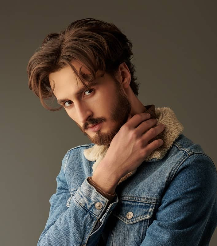 country hairstyle for men