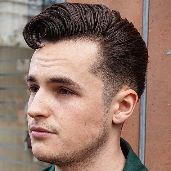country hairstyles for men