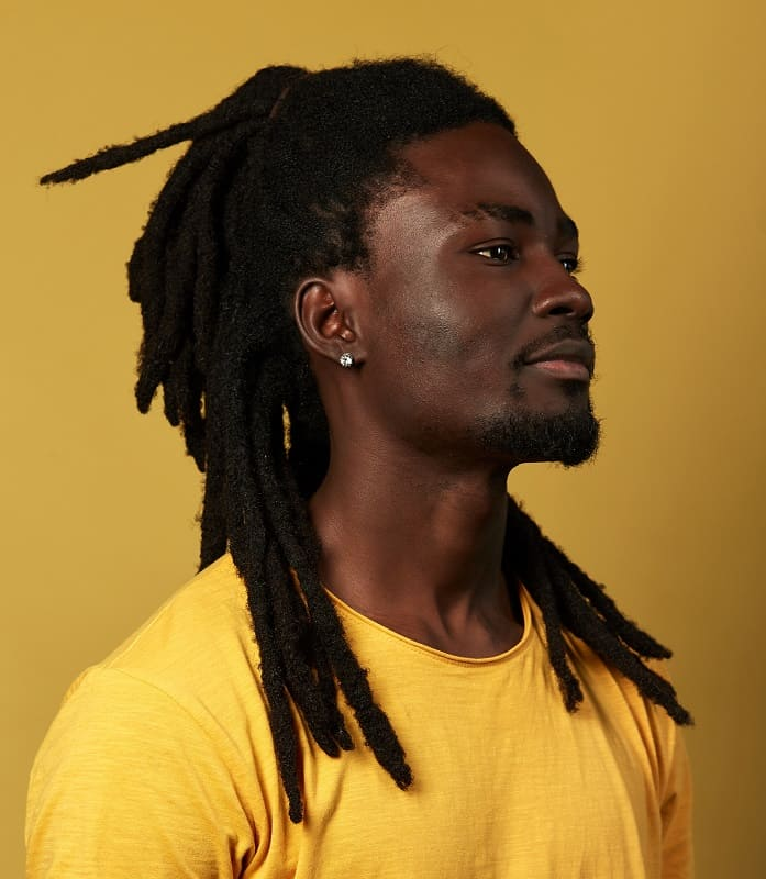 country style dreads for guys