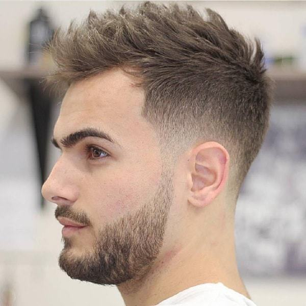 50 Best Crew Cut Hairstyles Of All Time November 2019