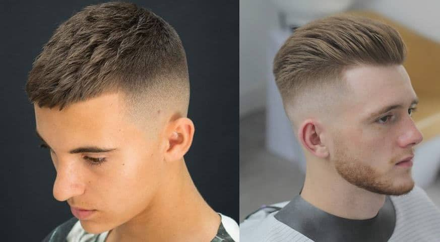 crew cut vs high and tight