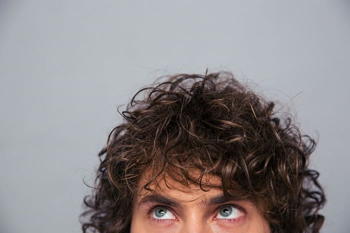 Hair Care Tips for Curly-Haired Men
